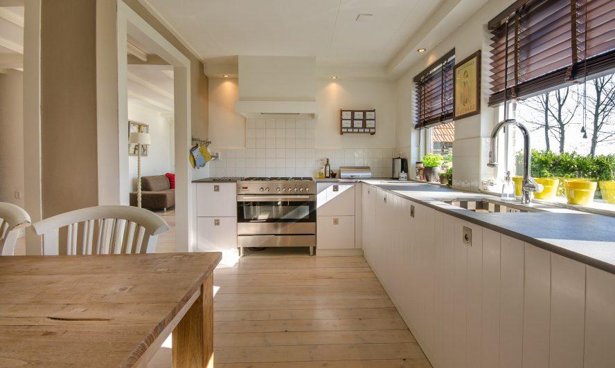 laminaat keuken